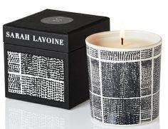 Le triptyque parfumé de Sarah Lavoine #candles