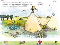 """Janosch Kinderbuch App """"Komm wir suchen einen Schatz"""""""