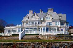 Newport, RI Mansions         #VisitRhodeIsland