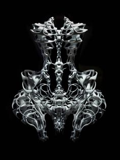 3ders.org - Iris van Herpen's astonishing 3D printed fashion arrives at the High Museum of Art | 3D Printer News & 3D Printing News                                                                                                                                                                                 More