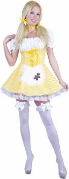 Teen Sexy Goldilocks Costume
