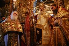 The orthodox priest is the presbyter from the Bible. Presbyter is, in the Bible, a synonym for bishop (episkopos), referring to a leader in local Church. Orthodox Priest, Orthodox Christianity, Sacrament Of Holy Orders, Priest Outfit, Romans 10 15, Old Greek, Married Men, Christian Church, Photo Journal