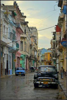 Havana. Cuba  (C) Mahaut Tal