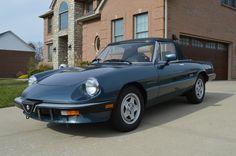Alfa Romeo Spider Series 3 1989