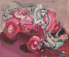 Michael Rittstein - Opice a traktor University, Artwork, Artist, Painting, Work Of Art, Auguste Rodin Artwork, Artists, Painting Art, Artworks