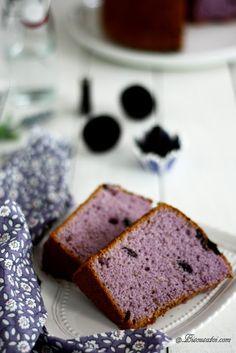 Bisous À Toi Blueberry Oreo Chiffon Cake