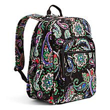 Keep Charged Campus Tech Backpack in Bohemian Blooms | Vera Bradley