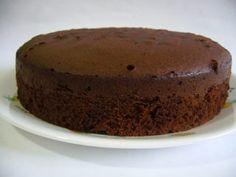 dolce al caffè - torta al cacao amaro