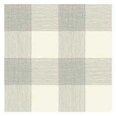 Magnolia Home Common Thread Sure Strip Wallpaper - Double Roll / Cream/Black