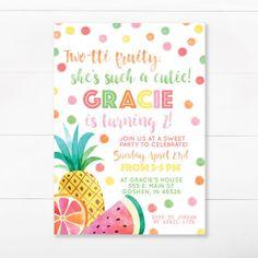 two-tti fruity twotti fruitti colorful polka dot fruit girl