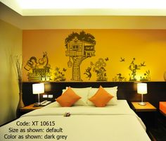 Tel 085745969998 #home decal # wall # Indonesia # creative # wall sticker # art # interior