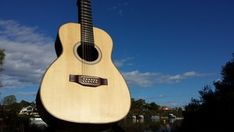 12 String Acoustic Guitar with Slotted Headstock slotted headstock 12 string 12 String Acoustic Guitar, Custom Acoustic Guitars, Custom Guitars, Road Trips, Bespoke, Music Instruments, Taylormade, Musical Instruments, Road Trip