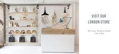 London design shop, eco friendly design store, sustainable design | Folklore