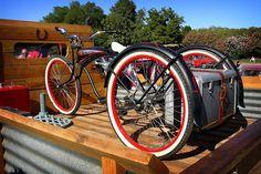 custom for my trike bike Tricycle Bike, Trike Bicycle, Cruiser Bicycle, Cargo Bike, Motorcycle Bike, Adult Tricycle, Cool Bicycles, Cool Bikes, Rat Bikes