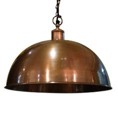 18 Inch Luna Pendant Lamp, Antique Copper, Schots Home Emporium, Melbourne, Australia, Interior Design.