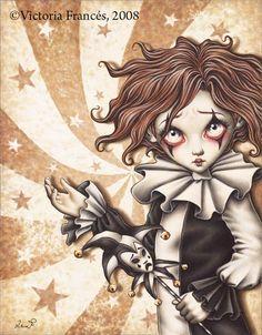Sasha, el pequeño Pierrot