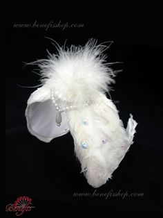 Headpiece for swan - S 0018  USD 147 - for adults