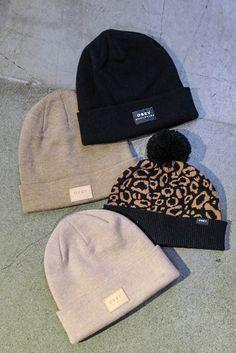 Targaryn Beanie Autumn Fashion 2016 Designers Black and White Hat
