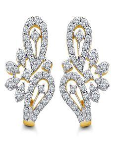 Splendid diamond earrings | diamonds4you.com (2)