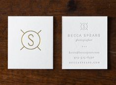 lovely use of #savoypaper #reichpaper #letterpress Becca Spears