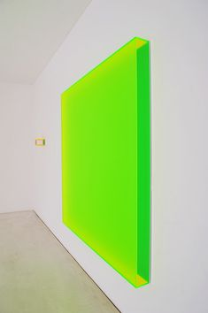 Regine Schumann - 'Color satin green karlsruhe' | 2015