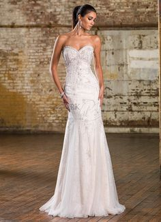 Justin Alexander Signature Collection Style 9836