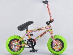 IROK ROCKER 3+ MINI BMX BIKE - SMARTIES #gosk8 #bmx