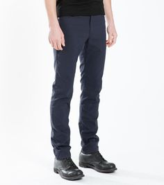 Outlier - Slim Dungarees. These pants are so comfortable!