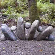Cool 80 Front Yard Rock GardenLandscaping Ideas https://insidecorate.com/80-front-yard-rock-garden-landscaping-ideas/