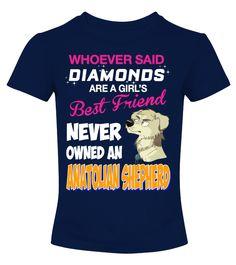Best Friend Never An Anatolian Shepherd Funny Best friend T-shirt, Best Best friend T-shirt