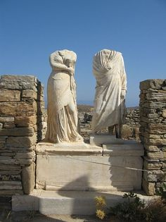 Delos, Greece - one of the most interesting tours I have been on
