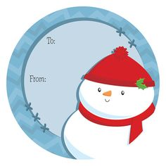 Christmas Gift Tag Stickers Christmas Gift Tags by LavenderPeach, $8.00