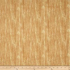 Timber Lodge Flannel Tree Bark Parchment Gold
