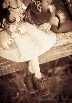 Fiona   Romantic Wonders Dolls Timberland Boots, Art Dolls, Doll Clothes, Romantic, My Favorite Things, Olympus, Digital Camera, Sneakers, Handmade