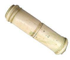 Antique Bone and Brass Telescope / Microscope, ca. 1690-1700.