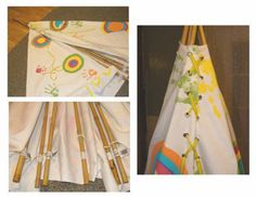 Summer Sewing: Child's Tent | Sew Mama Sew | Outstanding sewing, quilting, and needlework tutorials since 2005.