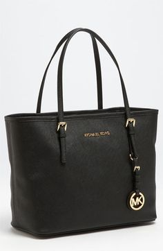 MICHAEL Michael Kors 'Jet Set - Small' Travel Tote available at #Nordstrom
