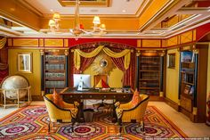 Palace for Kings and Sheikhs in Burj Al Arab Decorated in Gold, http://photovide.com/palace-burj-al-arab/