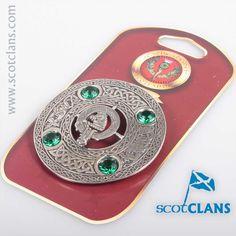 Dunbar Clan Crest Pl