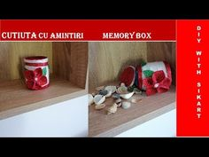 Hello everyone and welcome to a new video! Today's tutorial is about ``DIY💌 Cutiuta cu amintiri ♻️Memory box from waste💌 . Green Wool, Easy Projects, Hello Everyone, Memories, Make It Yourself, Box, Youtube, Beautiful, Home