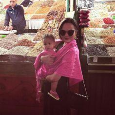 Chrissy Teigen ve John Legend'ın Kızlarının İlk Sözü