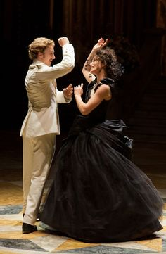 Anna Karenina: If you have any thought for me you will give me back my peace! Count Vronsky: There can be no peace for us, only misery or the greatest happiness.