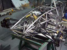 Image result for inboard suspension koenigsegg