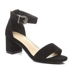 #AdoreWe #Gamiss Gamiss Ankle Strap Suede Sandals - AdoreWe.com
