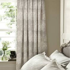 Catherine Lansfield Versaille Curtains Catherine Lansfield… Guest Bedrooms, Room Decor, Curtain Ideas, Curtains, Living Room, Home, Guest Rooms, Blinds, Ad Home