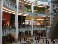 Drake Circus Shopping Centre Plymouth, Devon....just in case you really need to shop :-)