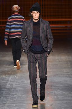 Missoni showed its Fall/Winter 2017 collection during Milan Fashion Week.