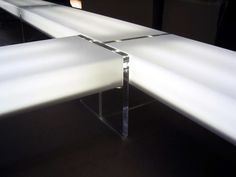 'Light Table Bench by Pablo. @2Modern'