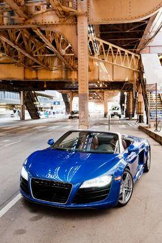 Behind The Wheel: Audi R8 V10 Spyder