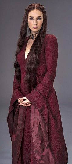 Carice van Houten as Melisandre of Asshaï